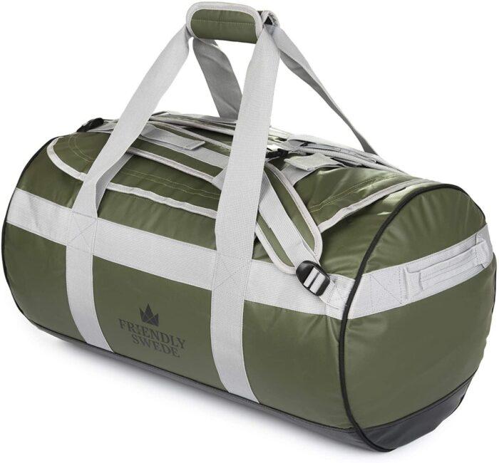 ダッフルバッグは背負える?旅行などにおすすめのダッフルバッグ10選も